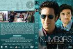Numbers – Season 5 (2008) R1 Custom Cover & labels