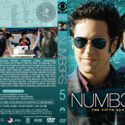 Numbers - Season 5 (2008) R1 Custom Cover & labels