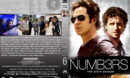 Numbers - Season 6 (2009) R1 Custom Cover & labels