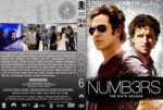 Numbers – Season 6 (2009) R1 Custom Cover & labels