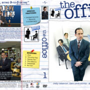 The Office – Season 1 (2005) R1 Custom Cover