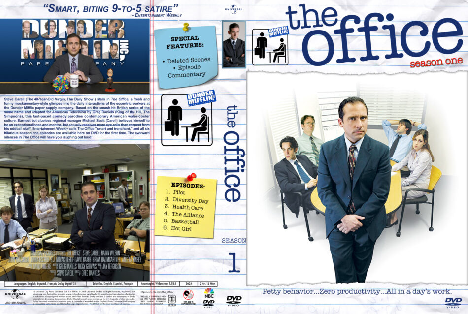 Michael Schur Explains Why 'The Office' Survived Past Season 1 Against All Odds