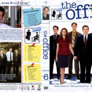 The Office - Season 6 (2009) R1 Custom Cover & labels