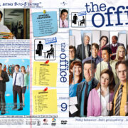 The Office – Season 9 (2012) R1 Custom Cover & labels