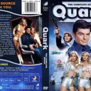 Quark - The Complete Series (1977) R1 Custom Cover