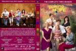 Raising Hope – Season 3 (2012) R1 Custom Cover & labels