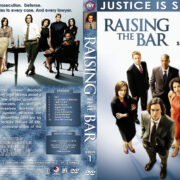Raising the Bar - Season 1 (2008) R1 Custom Cover & labels