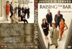 Raising the Bar – Season 2 (2009) R1 Custom Cover