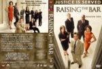 Raising the Bar – Season 2 (2009) R1 Custom Cover