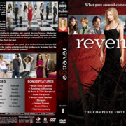 Revenge – Season 1 (2011) R1 Custom Cover & labels