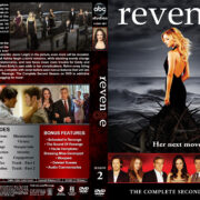 Revenge – Season 2 (2012) R1 Custom Cover & labels