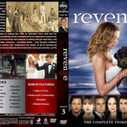 Revenge – Season 3 (2013) R1 Custom Cover & labels