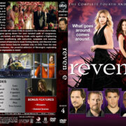 Revenge – Season 4 (2014) R1 Custom Cover & labels