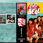Saved by the Bell – Seasons 1-5 (1989-1992) R1 Custom Cover & labels