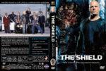 The Shield – Season 2 (2003) R1 Custom Cover & labels