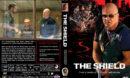 The Shield - Season 3 (2004) R1 Custom Cover & labels