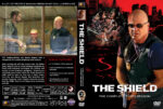 The Shield – Season 3 (2004) R1 Custom Cover & labels