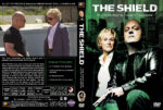 The Shield – Season 4 (2005) R1 Custom Cover & labels