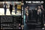 The Shield – Season 5 (2006) R1 Custom Cover & labels