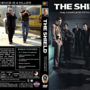 The Shield – Season 5 (2006) R1 Custom Cover & labels