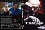 The Shield – Season 6 (2007) R1 Custom Cover & labels