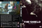 The Shield – Season 7 (2008) R1 Custom Cover & labels