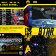 Star Trek: The Original Series – Volume 1 (1966) R1 Custom Cover