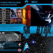 Star Trek: The Original Series - Volume 2 (1967) R1 Custom Cover