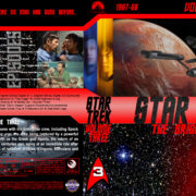 Star Trek: The Original Series - Volume 3 (1968) R1 Custom Cover