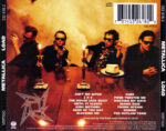 Metallica – Load (1996) Back CD Cover