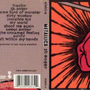 Metallica – St.Anger (2003) CD Cover