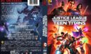 Justice League vs. Teen Titans (2016) R1 Custom Cover
