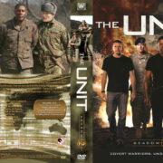 The Unit – Season 2 (2006) R1 Custom Cover & labels