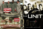 The Unit – Season 3 (2007) R1 Custom Cover & labels