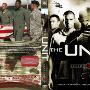The Unit - Season 3 (2007) R1 Custom Cover & labels