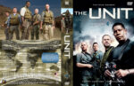 The Unit – Season 4 (2008) R1 Custom Cover & labels