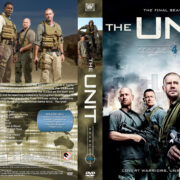 The Unit – Season 4 (2008) R1 Custom Cover & labels