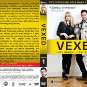 Vexed – Series 1 (2010) R1 Custom Cover & label