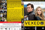 Vexed – Series 2 (2012) R1 Custom Cover & labels