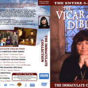 The Vicar of Dibley – The Immaculate Collection (2007) R1 Custom Cover & labels