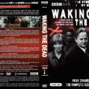Waking the Dead – Season 1 (2000) R1 Custom Cover & labels