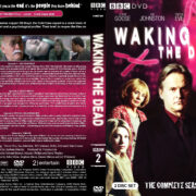 Waking the Dead - Season 2 (2002) R1 Custom Cover & labels