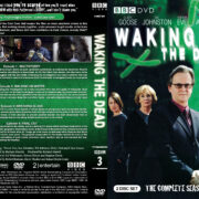 Waking the Dead - Season 3 (2003) R1 Custom Cover & labels
