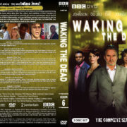 Waking the Dead – Season 6 (2007) R1 Custom Cover & labels