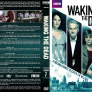 Waking the Dead - Season 7 (2008) R1 Custom Cover & labels