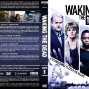 Waking the Dead - Season 8 (2009) R1 Custom Cover & labels