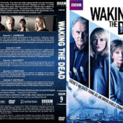 Waking the Dead - Season 9 (2011) R1 Custom Cover & labels