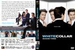 White Collar – Season 3 (2011) R1 Custom Cover & labels