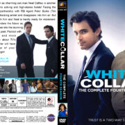 White Collar – Season 4 (2012) R1 Custom Cover & labels