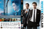 White Collar – Season 5 (2013) R1 Custom Cover & labels